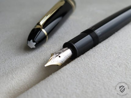 Bút Montblanc 146 Meisterstuck Gold-Coated LeGrand Fountain Pen - 15972627 998369870296971 8198665585204983235 o 430x323