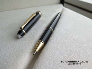 Bút Montblanc Meisterstuck Classique Gold Plated Rollerball Pen - 16179366 1006266359507322 6028271045457331888 o 350x263