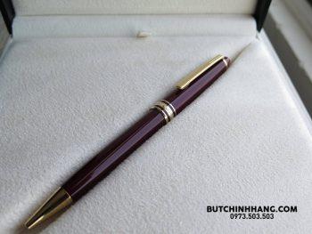 Bút Montblanc Meisterstuck Classique Burgundy BallPoint Pen - 17038527 1038423532958271 8812887935319671990 o 350x263