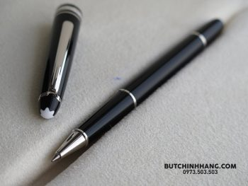 Bút Montblanc Meisterstuck Classique Platinum-coated Rollerball Pen - 17758224 1059043480896276 2658570071291604069 o 350x263