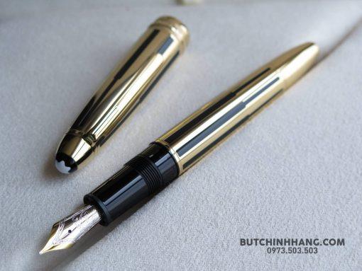 Bút Montblanc Meisterstuck Solitaire Gold & Black LeGrand Fountain Pen - 17966448 1072036279596996 1708600962097007157 o 510x383