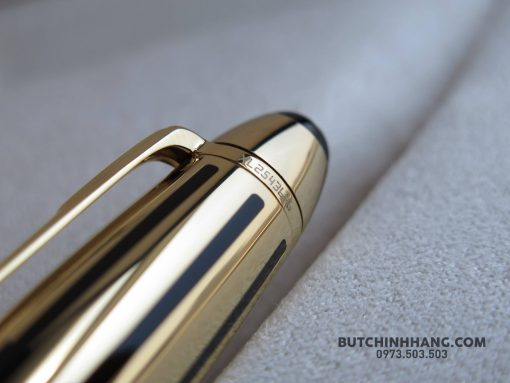 Bút Montblanc Meisterstuck Solitaire Gold & Black LeGrand Fountain Pen - 17966877 1072036436263647 9192287444790315668 o 510x383