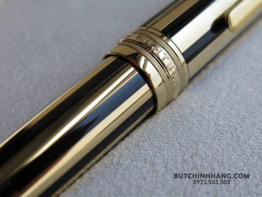 Bút Montblanc Meisterstuck Solitaire Gold & Black LeGrand Fountain Pen - 17972109 1072035989597025 1526155838004175075 o 510x383