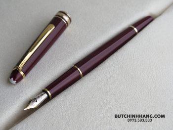 Bút Montblanc Meisterstuck 144 Burgundy Fountain Pen