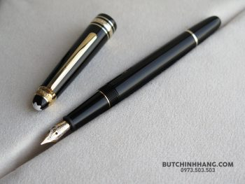 24068804 1664301266948964 2469634378331196339 o 350x263 - Bút Montblanc 145 75th Anniversary Special Edition Fountain Pen