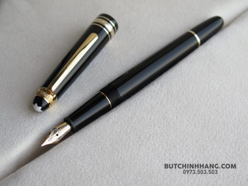 Bút Montblanc 145 75th Anniversary Special Edition Fountain Pen - 24068804 1664301266948964 2469634378331196339 o 510x383
