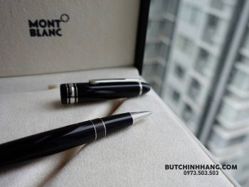 Bút Montblanc Meisterstuck Legrand Platinum Plated Rollerball Pen