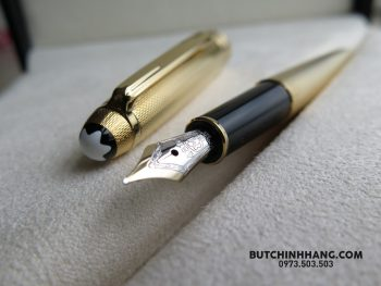 26910220 1730931746952582 382529418129655304 o 350x263 - Bút Montblanc Meisterstuck Solitaire Barley Corn Fountain Pen