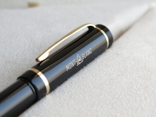 Bút Montblanc 100th Anniversary Limited Edition Fountain Pen - IMG 1303 510x383