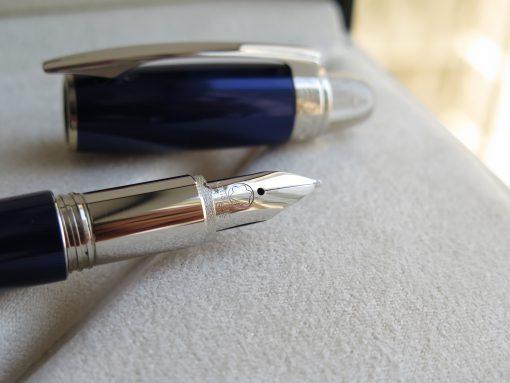 Bút Montblanc Starwalker Cool Blue Fountain Pen - IMG 1565 510x383