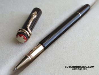 Bút Montblanc Heritage Rouge & Noir Tropic Brown Special Edition Rollerball Pen - 34469327 1890111927701229 4948682788992712704 o 350x263