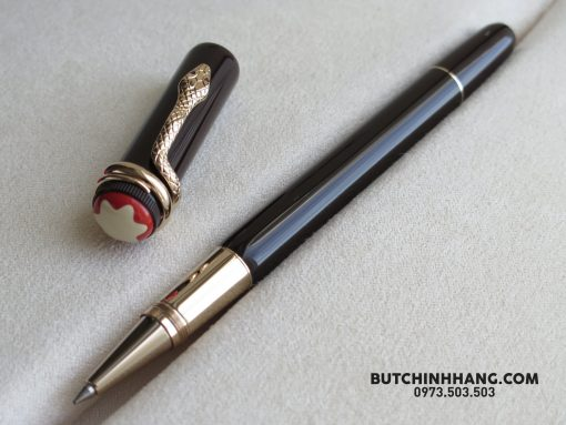 Bút Montblanc Heritage Rouge & Noir Tropic Brown Special Edition Rollerball Pen - 34469327 1890111927701229 4948682788992712704 o 510x383