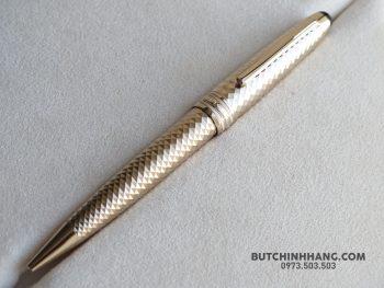 37235562 1957571260955295 5358119495879622656 o 350x263 - Bút Montblanc Meisterstuck Solitaire Geometric Dimension Midsize Ballpoint Pen