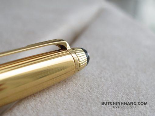 Bút Montblanc Meisterstuck Solitaire Doue Vermeil Gold Plate Ballpoint Pen - 37717222 1972184779493943 5726795245140574208 o 510x383