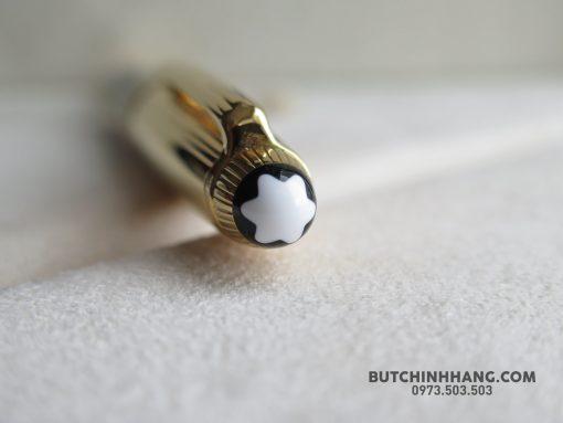 Bút Montblanc Meisterstuck Solitaire Doue Vermeil Gold Plate Ballpoint Pen - 37773954 1972184946160593 3152179083828264960 o 510x383
