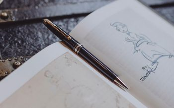 Bút Montblanc cũ