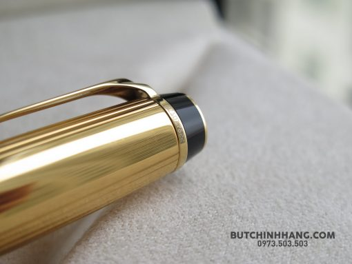 Montblanc Boheme Rouge Gold Plated Rollerball Pen - 39157770 10155685361188715 3042106047058673664 o 510x383