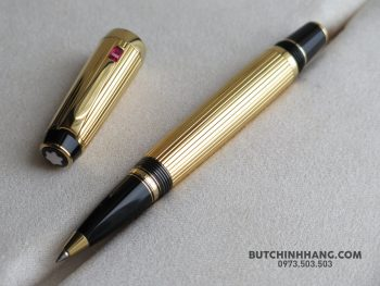 Montblanc Boheme Rouge Gold Plated Rollerball Pen