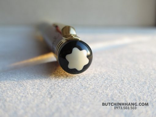 Bút Montblanc Friedrich Schiller Limited Edition Ballpoint Pen - 42500490 2076270859085334 906326232184913920 o 510x383