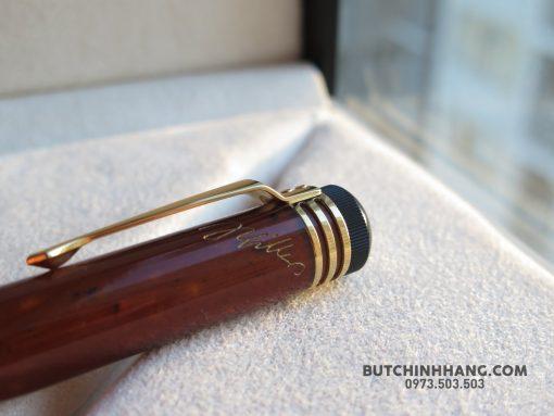 Bút Montblanc Friedrich Schiller Limited Edition Ballpoint Pen - 42587226 2076270985751988 4360624040147156992 o 510x383