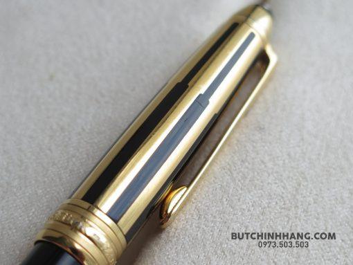 Bút Montblanc Meisterstuck Solitaire Doue Gold & Black BallPoint Pen - 42428535 2073548286024258 307076091351138304 o 510x383