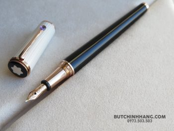 Bút Montblanc Special Edition Ingrid Bergman La Donna Fountain Pen - 44088758 10155815300603715 1470948478367563776 o 350x263