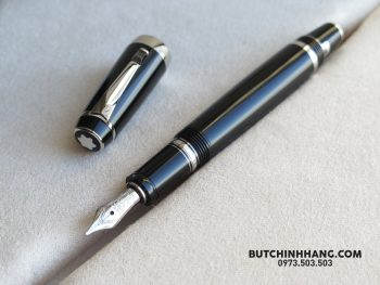 50542056 10156010103683715 661203880142438400 o 350x263 - Bút Montblanc Boheme Noir Fountain Pen