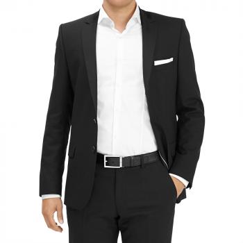 Thắt lưng Montblanc Black Cut-To-Size Business Belt 114435