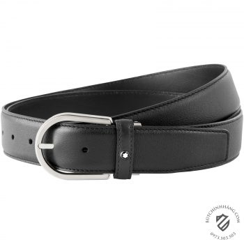 Thắt lưng Montblanc Grey Cut-to-size Business Belt 118414 - 118414 01 2 350x350