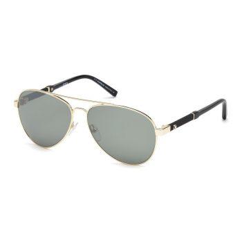 Mắt kính Montblanc Green Mirror Aviator Sunglasses Q59 - Paris Gallery CS MB645S32Q59135623758 350x350