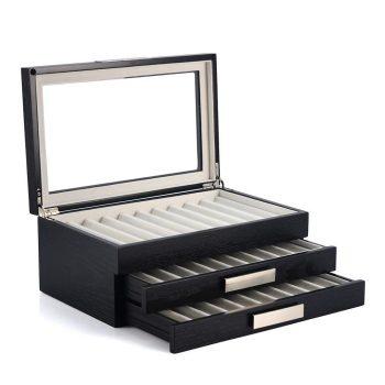 51JmmNDbTHL. SL1000  350x350 - Tủ gỗ trưng bày dành cho 30 bút