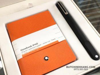 Bộ set quà tặng Montblanc M Ultra Black Ballpoint Pen - 56862403 1609438549190097 4398476140977586176 o 1 350x263
