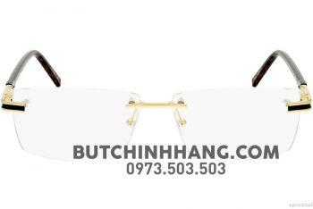 56f999ef42cd0246154b46e3dba14a13 350x234 - Gọng kính Montblanc Gold Eyeglasses 57