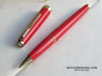 60273854 10156248846978715 4038044413937582080 o 350x263 - Bút Montblanc PIX Red Rollerball Pen