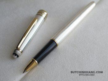 61279704 2449435301768886 7146817480235679744 o 350x263 - Bút Montblanc Meisterstuck Solitaire Vermeil Rollerbal Pen