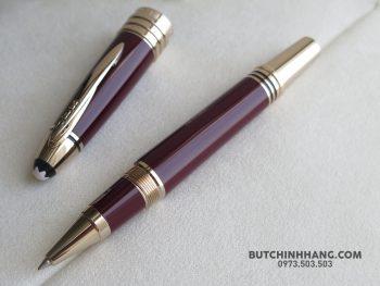 61541310 10156280423788715 7446888398322663424 o 350x263 - Montblanc John F. Kennedy Special Edition Burgundy Rollerball Pen