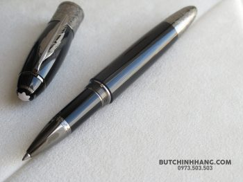 68715783 10156459749293715 7858197543446904832 o 350x263 - Bút Montblanc Writers Limited Edition Daniel Defoe Rollerball Pen