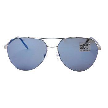 mont blanc MB695S 14X 60 2 1 350x350 - Kính mát Montblanc Blue Aviator Sunglasses X60
