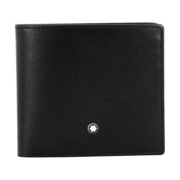 Ví da Montblanc Meisterstuck Leather Wallet 8cc 7163