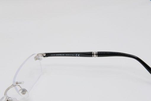 Gọng kính Montblanc Rimless Palladium Eyeglasses 9101