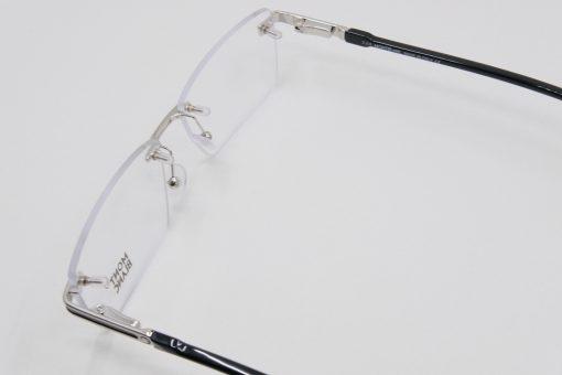 Gọng kính Montblanc Rimless Palladium Eyeglasses 0692