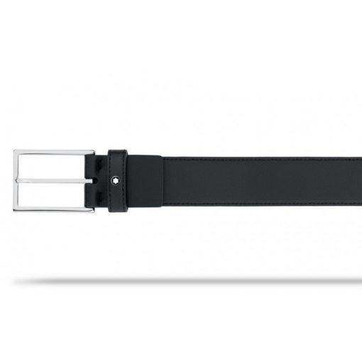 Thắt lưng Montblanc Classic Line Black Belts 35mm 111279