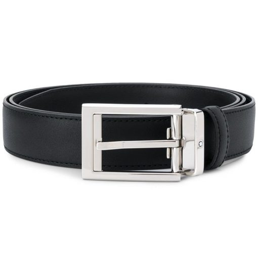 Thắt lưng Montblanc Business Leather Belts 123895