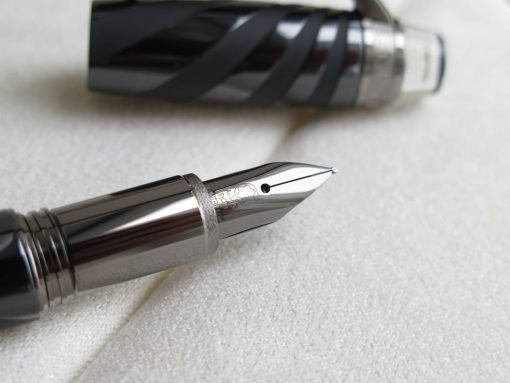 Bút Montblanc Starwalker Ceramic Black Fountain Pen 114744