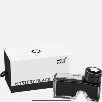 Mực bút máy Montblanc đen Mystery Black ink bottle