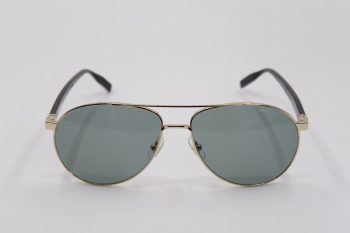 Kính mát Montblanc Established Gold/Havana – Green Sunglasses MB0054S