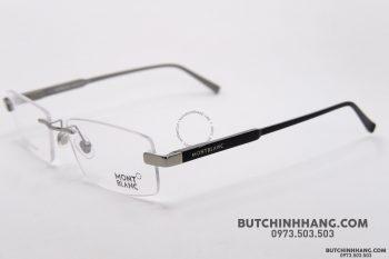 Gọng kính Montblanc Rimless Titanium Eyeglasses 661