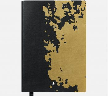 Sổ da Montblanc 146 Calligraphy Edition Lined Notebook 119523